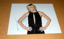 Kim Cattrall * Sex and the City *, Original Signed Photo in 20x27 cm