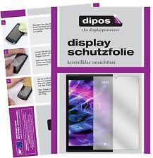 2x Medion Lifetab X10302 Schutzfolie klar Displayschutzfolie Folie dipos