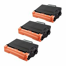 Compatible toner Cartridge for Brother TN850 use in Brother HL-L5100DN (3 Black)