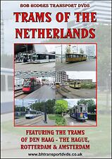 Trams Of The Netherlands, incl. trams of The Hague, Rotterdam, & Amsterdam DVD