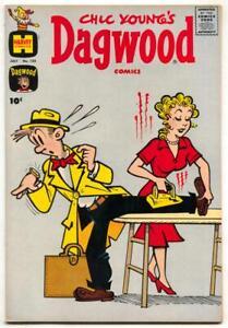 Dagwood #120 1961- Harvey comics- high grade VF+