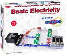 """Elenco Snap Circuits """"Basic Electricity Principles"""" SCP-10  Ages 8+"""