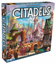 Citadels Board Game (2016 Edition) by Z-Man Games Bruno Faidutti ZMGWR02