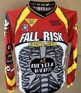 Susan Mathias Women's Long Sleeve Fall Risk Cycling Jersey