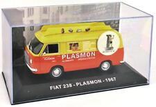 Veicoli Pubblicitari EPOCA 1:43 DIE CAST - FIAT 238 BOX WAGON PLASMON 1967[Q202]