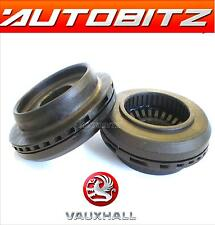 FITS VAUXHALL CORSA D 2006  FRONT TOP STRUT MOUNTING BEARINGS X2 FAST DISPATCH