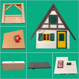 Playmobil 5004 Forsthaus Ersatzteile Zubehör  zum auswählen #PM91