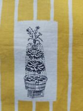 More details for david gentleman for edinburgh weavers vintage fabric 1957 bawden ravilious style