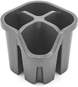 Sink Tidy Caddy Cutlery Kitchen Holder Rack Plastic Untensils Organiser Addis WG