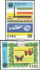 Ireland 589-590 mint never hinged mnh 1986 Nature- and Environment