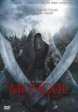 mongol-Hong Kong RARE Kung Fu Martial Arts Action movie