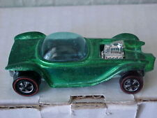 Hot Wheels Redlines Green Beatnik Bandit