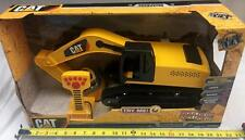 CAT Caterpillar Light and Sound  Remote Control RC Toy Excavator Machine NEW