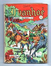 Ivanhoé n°80 - Mon Journal 1966 -  Moyen état