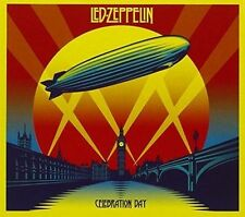 Celebration Day 2cd PAL DVD CD Case 2012 LED Zeppelin Cd/dvd