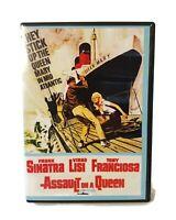 Assault on a Queen (DVD, 2012) First Class Shipping