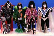 Kiss Dynasty Era 4x6 Photo Gene Paul Ace Peter 1979 Outfit