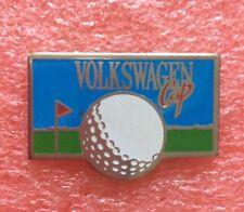 Pins GOLF VOLKSWAGEN CUP sport Golf Golfeur Balle Tee