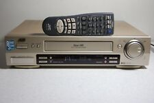 JVC hr-s7500 6-testa Super-VHS VIDEO RECORDER VIDEOREGISTRATORE VCR ShowView