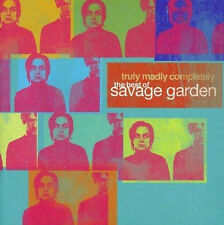 SAVAGE GARDEN (TRULY,MADLY DEEPLY - GREATEST HITS CD SEALED + FREE POST)