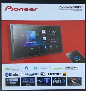 "PIONEER DMH-W4600NEX 6.8"" DIGITAL MULTIMEDIA RECEIVER BLUETOOTH iPHONE ANDROID"