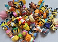 (Lot of 10) Mineez Minion Figures - Random (no duplicates)-Cheaper than separate