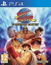 Street Fighter 30th Anniversary Collection Ps4 Capcom