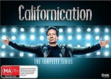Californication The COMPLETE Series : SEASONS 1 - 7 : NEW DVD