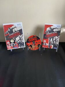 The House Of The Dead Overkill Complete With Manual Nintendo Wii