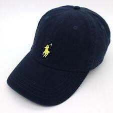 Polo RL Unisex Embroidered Pony Baseball Cap Classic Adjustable Golf Sun Hat CN