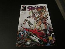 1St Appearance Of Angela Spawn #9 Cool Comic!