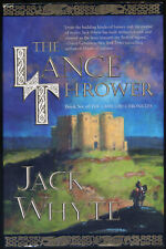 Jack WHYTE / The Lance Thrower First Edition 2004
