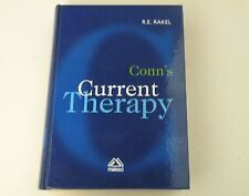 CONN'S CURRENT THERAPY - ROBERT E. RAKEL - LIBRO - MALESCI 2001 - OTTIMO - L9
