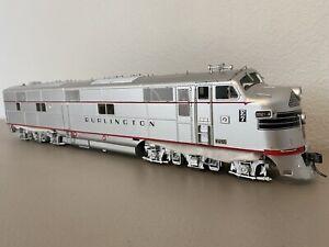 Sunset Models / 3rd Rail :: Burlington EMD E7 A Unit Diesel w/Sound* 2 Rail