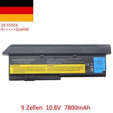 7800MAH Akku Für IBM Lenovo ThinkPad X200 X200s X201 X201s X201i 42T4647 42T4648