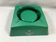 Gros Ancien Cendrier vintage ashtray ads Bière Heineken bistro Beer Advertising