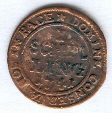 Swiss canton ZURICH 1 Shilling 1741 bellon @ Bella piece @