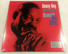 """SONNY BOY WILLIAMSON II ( Rice Miller):""""Down and Out Blues"""": NEW 2 LP SET 180g"""