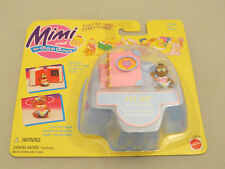 Mimi and the Goo Goos Lil Dip and his book. Mattel  1995 #13704 NEW