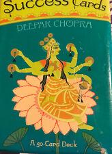 Sucess Cards - Deepak Chopra
