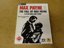 3-DISC PC GAME / MAX PAYNE 2: THE FALL OF MAX PAYNE (CD-ROM)