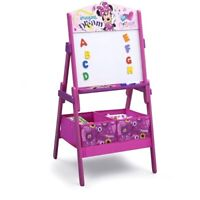 Disney Minnie Mouse Activity Easel with Storage Delta Children Toddler Paint New
