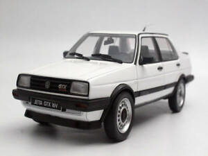 1:18 VW Jetta GTX 16V Vehicle Resin Models Toys Limited Edition Collection Gift