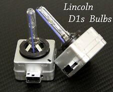 Lincoln HID Xenon D1S Replacement Bulbs Lights Headlights 100% OEM Plug and Play