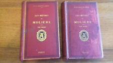 Les Oeuvres de Molière, avec Notes et Variantes par Alphonse Pauly (10 col 1 b )