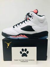 Nike Air Jordan 5 Retro 'Sunblush' 440892-115 GS Size 7Y