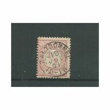 """Nederland 30 """"ZALTBOMMEL 1891"""" kleinrond VFU/gebr CV 3+ €"""