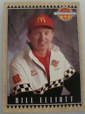BILL ELLIOTT - McDONALD's ALL STAR RACE TEAM - 1992 MAXX CARD #4