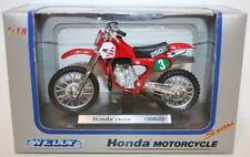 Articoli di modellismo statico in argento per Honda Scala 1:18