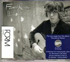 (DH507) Fionn Regan, Be Good Or Be Gone - 2007 CD